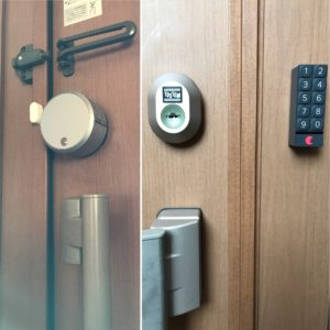 August Smart Lock & Smart Keypad